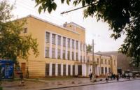 Здание первого в Новосибирске Аэроклуба (Крылова, 24). 1934г.