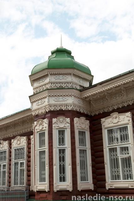 Дом Бузолина (Октябрьская, 15). 1910г.