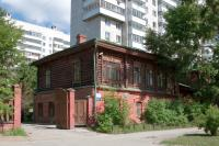Дом,  в  котором с 1927 по 1929 г. жил выдающийся партийный и государственный деятель Косыгин А. Н. (1905 года, 13). Нач. ХХв.