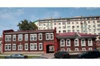 Дом Мировича (Коммунистическая, 19). 1900-1903гг. Дом Розенфельда (Коммунистическая, 21). 1906г.