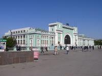 Новосибирский вокзал (Шамшурина, 43). 1897-1939гг.